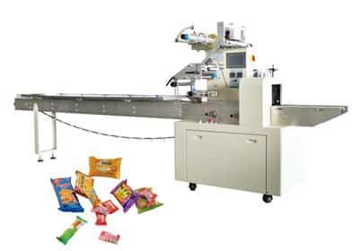 SP100 flow wrapper
