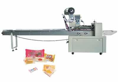 SP320 flow wrapper